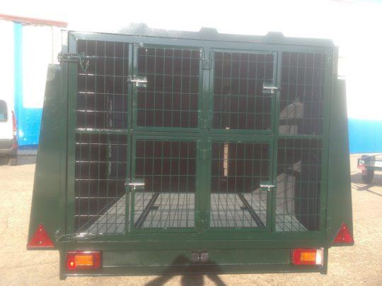 Remolques para rehalas de perros (7)